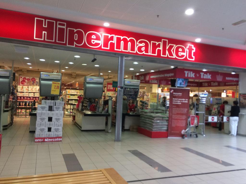 Intermarket brežice mercator